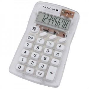 Αριθμομηχανή OLYMPIA LCD825