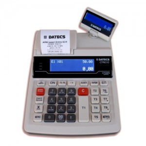 DATECS CTR-220 (CITIZEN) ON LINE ΜΕ Γ.Γ.Π.Σ.